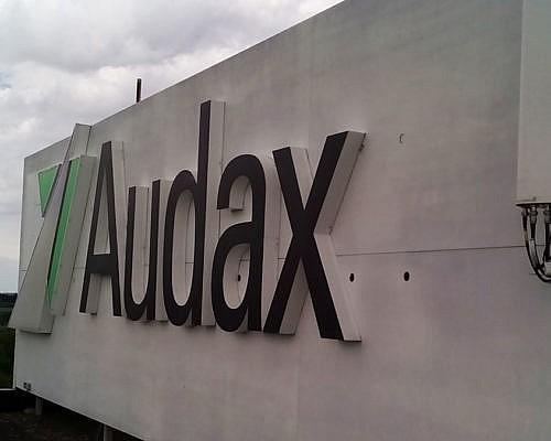 Audax-lichtreclameB