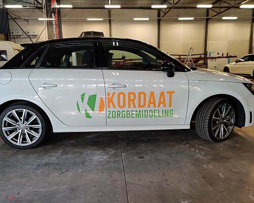 Kordaat Zorgbemiddeling Audi A1 2