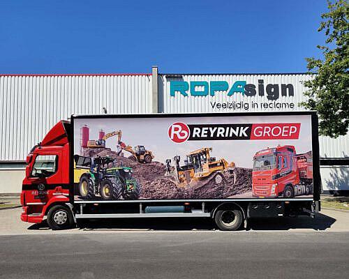Reyrink DAF LF bakwagen 2