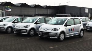 autobelettering vloot